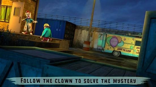 怪人小丑模拟器下载