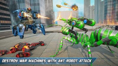 蚂蚁改造机器人安卓版