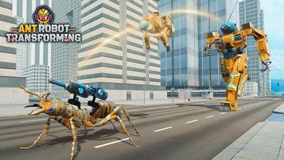蚂蚁改造机器人汉化版