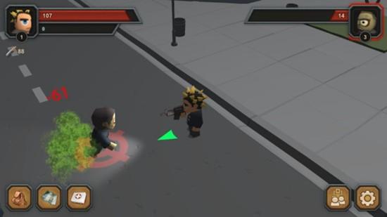 僵尸入侵城游戏下载