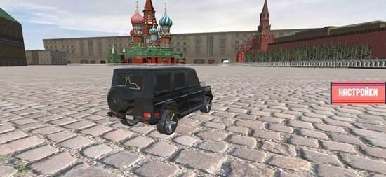 俄罗斯漂移模拟器中文版