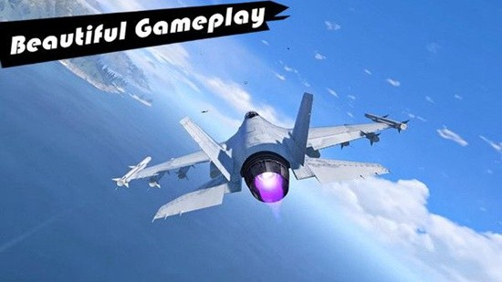 喷气式战斗机2021游戏下载