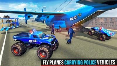 警察巨型卡车运输官方版