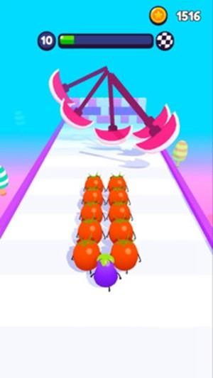 水果障碍竞赛3D手游