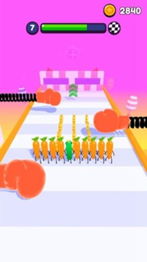 水果障碍竞赛3D安卓版