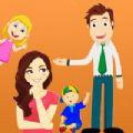 爸爸的虚拟家庭模拟器IOS版