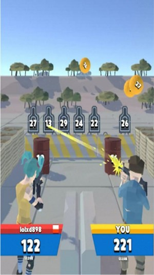 人类射击靶场安卓版最新版