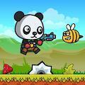 胖乎乎的熊猫射手汉化版