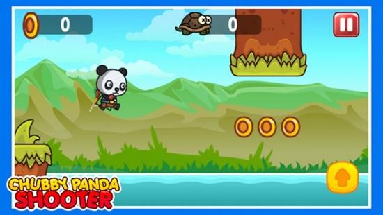 胖乎乎的熊猫射手游戏下载