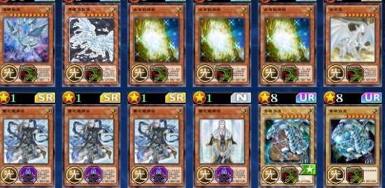 游戏王决斗链接青眼白龙卡组怎么玩 青眼白龙卡组玩法攻略