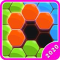 六边方块幸运拼图安卓版最新版 v1.0