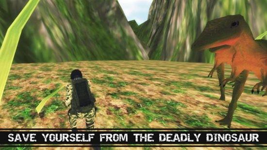 侏罗纪狩猎世界游戏下载