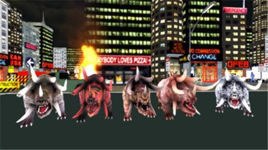 公牛毁灭城市汉化最新版