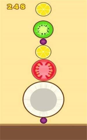 合成小葡萄游戏
