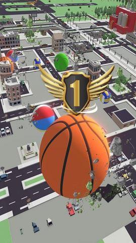 球球摧毁城市手机版中文版