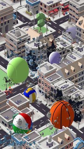 球球摧毁城市中文版