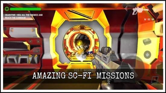 机器人突击战场游戏下载