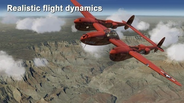 航空模拟器2021中文版