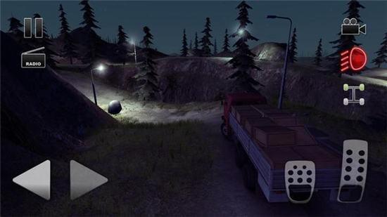 卡车司机疯狂道路2安卓最新版