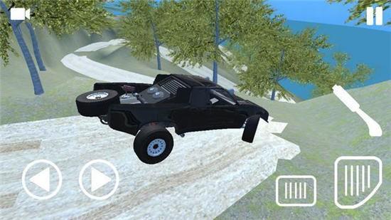 爬山越野驾驶4×4游戏下载