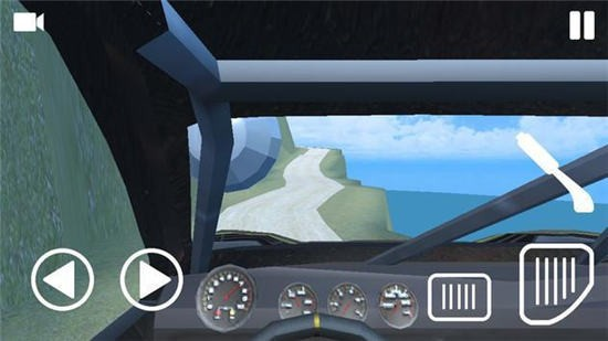 爬山越野驾驶4×4手机最新版