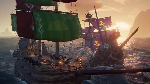 盗贼之海破解版