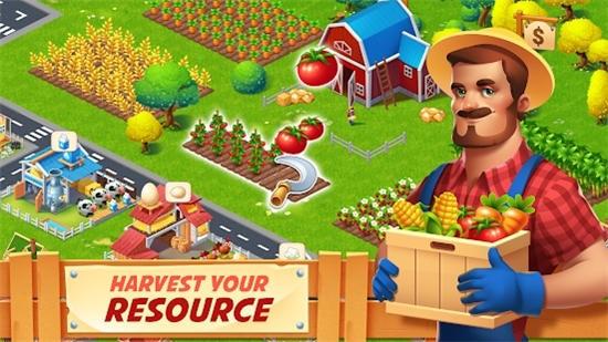 农场城市游戏下载