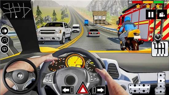 汽车驾驶学校模拟器无限金币中文版
