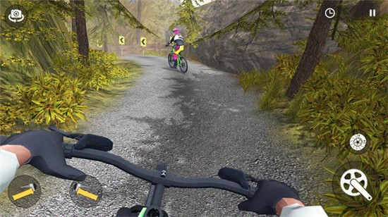 山地自行车下坡赛游戏下载