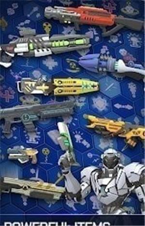 太空人科幻射手游戏