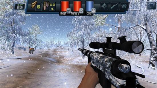 西伯利亚荒野求生游戏下载