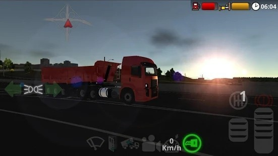 公路司机游戏无限金币