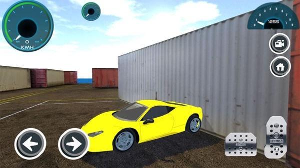 汽车模拟器:3D下载破解版