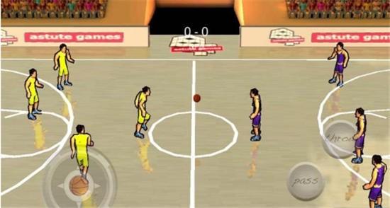 篮球大满贯3D单机版