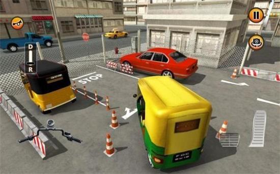 人力车停车模拟破解版下载