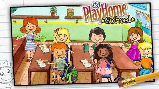 娃娃屋学校游戏完整版下载