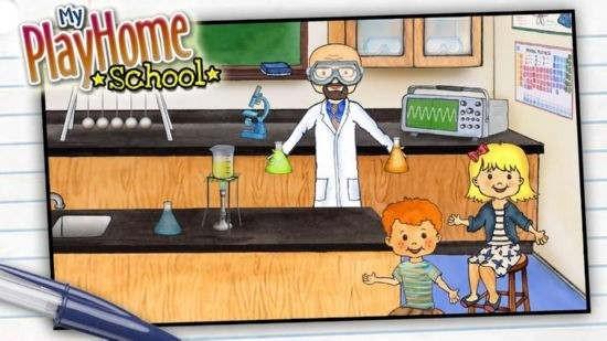 娃娃屋学校游戏完整版