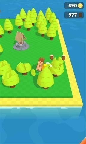 岛屿伐木工中文版最新版