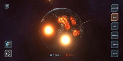 毁灭星球模拟器圣诞节版本