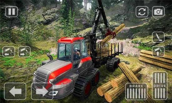 伐木模拟器手机版