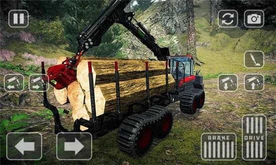 伐木模拟器手机版安卓版