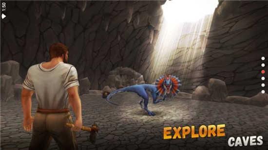 侏罗纪生存岛2中文版下载