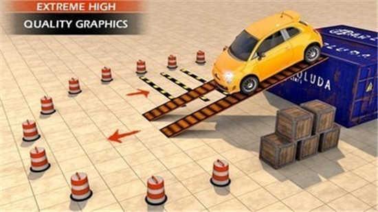 停车狂潮模拟驾驶游戏