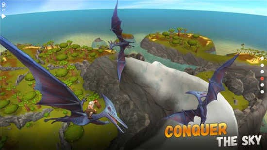 侏罗纪生存岛无限金币钻石破解版下载