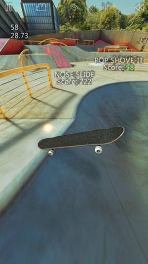 真实滑板游戏下载中文版