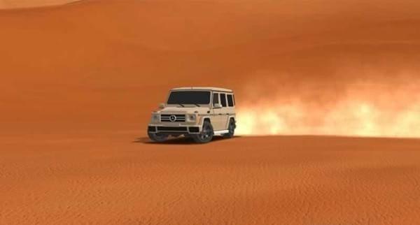 阿拉伯赛车下载无限金币版