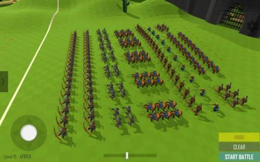 中世纪战斗模拟器汉化破解版