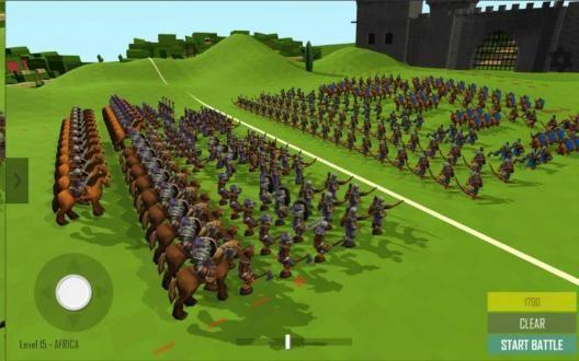 中世纪战斗模拟器汉化