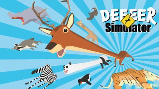 疯狂鹿模拟器游戏下载手机版