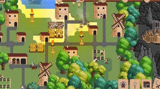 我的村庄我守护游戏